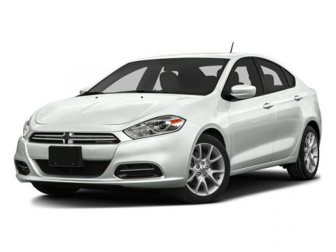 Pre-Owned 2016 Dodge Dart Turbo