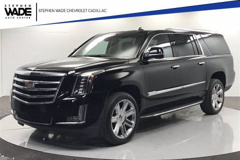 Pre-Owned 2016 Cadillac Escalade ESV Luxury Collection