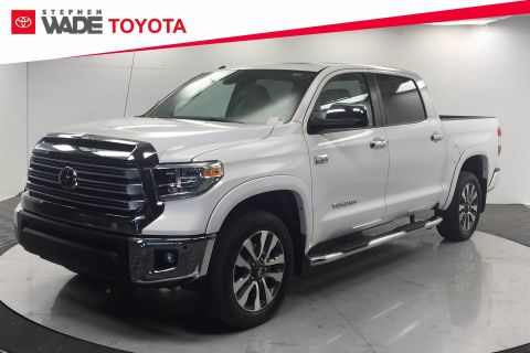 Pre-Owned 2019 Toyota Tundra 4WD Limited