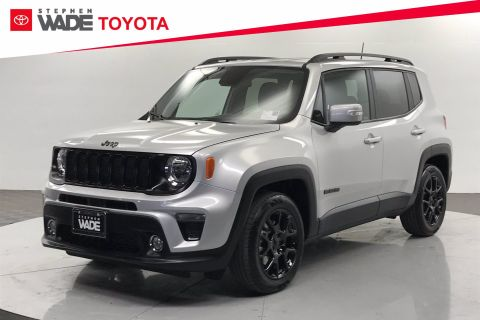Pre-Owned 2019 Jeep Renegade Altitude